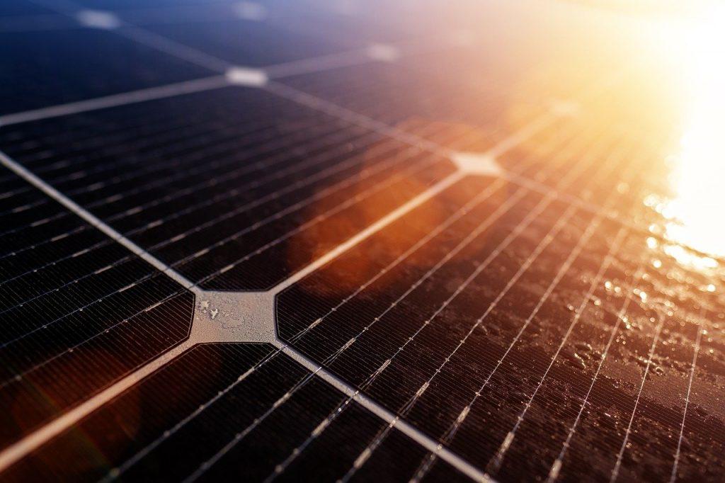 composantes d'un système photovoltaïque
